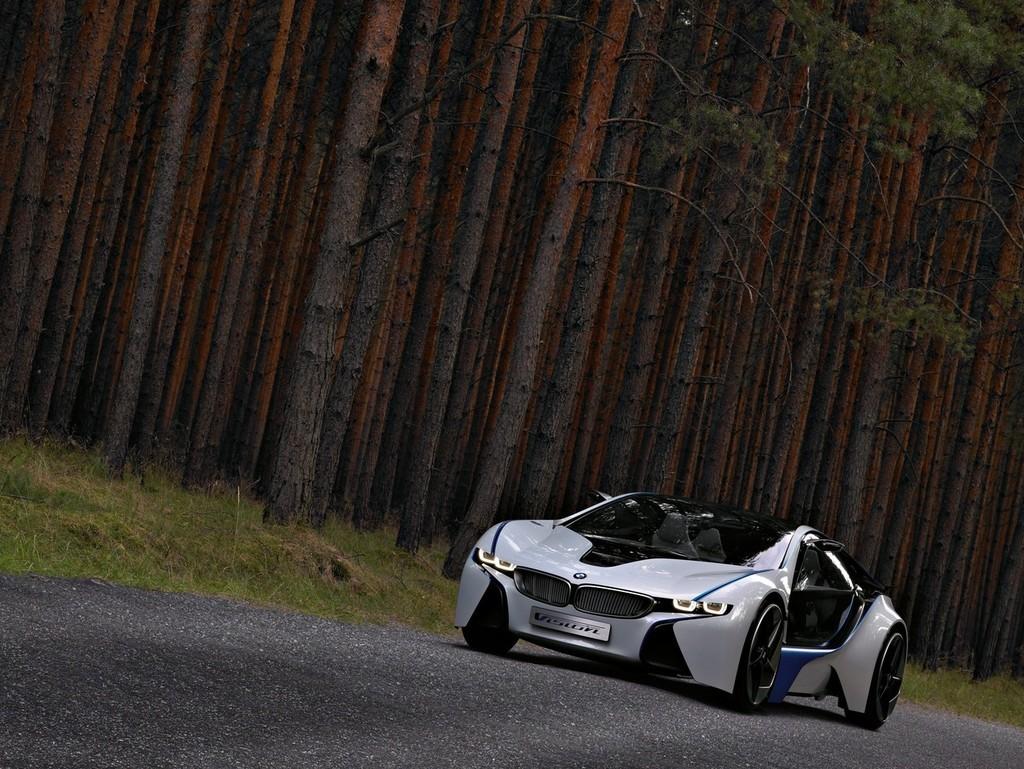 Foto de BMW Vision EfficientDynamics 2009 (74/92)