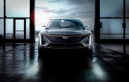 El crossover eléctrico de Cadillac verá la luz en abril, y eso sólo es el comienzo