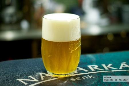 Historia de la cerveza pilsen urquell - cerveza sin filtrar