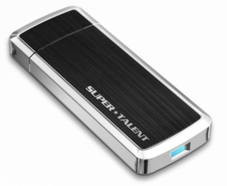 Super Talent USB 3.0 drive