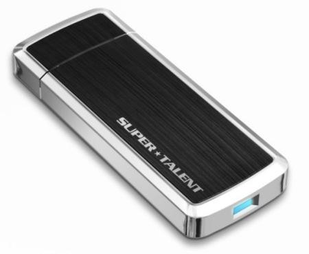 Super Talent USB 3.0 drive