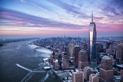 ¿Cómo ver en menos de dos minutos el cambio en la zona del World Trade Center? Con este timelapse