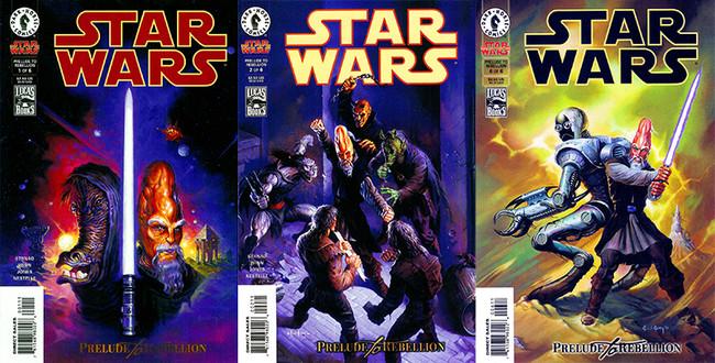 Starwars Preludio Espinof