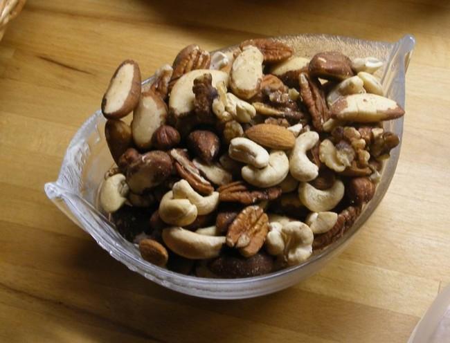 Diez gramos de nueces para alargar tu vida