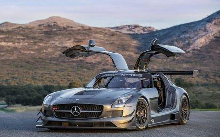 Mercedes SLS AMG GT3 45 Aniversario, sólo 5 unidades para los clientes más racing