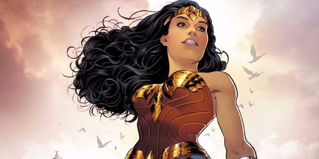 Wonder Woman Nicola Scott