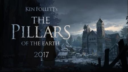 Los Pilares de la Tierra, la adaptación del Best Seller muestra su primer vídeo