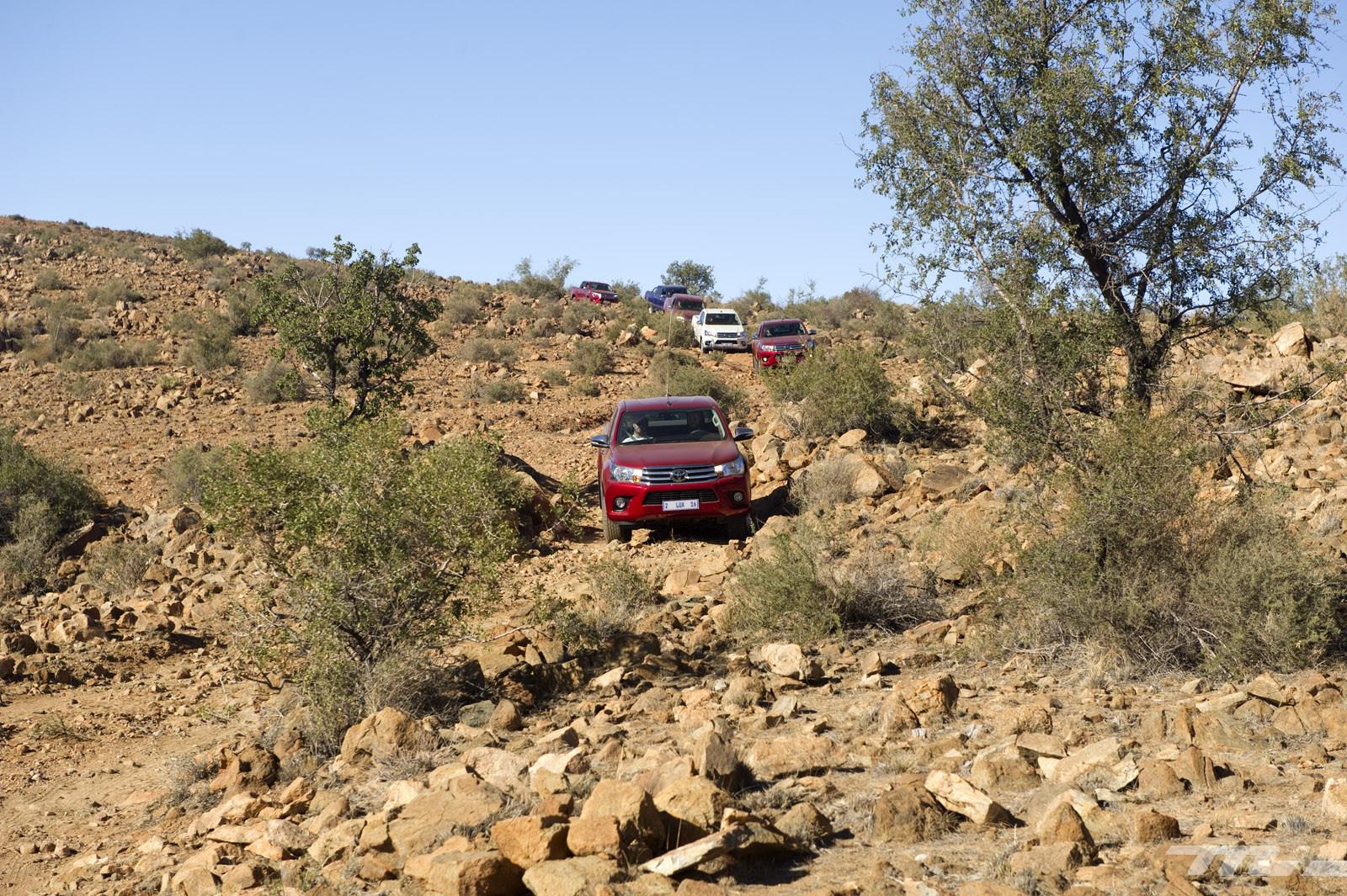 Toyota Hilux 2016 toma de contacto
