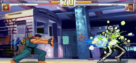 Street Fighter 3rd Strike Arcade Online Edition