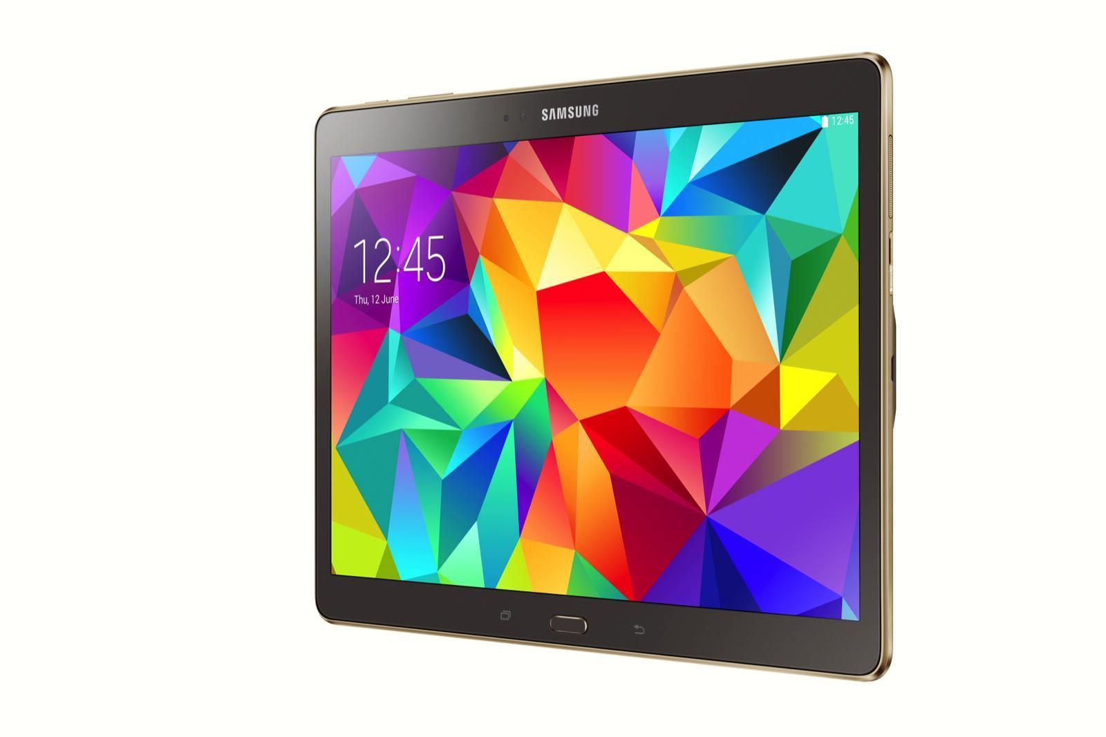 Foto de Samsung Galaxy Tab S 10.5 (11/27)