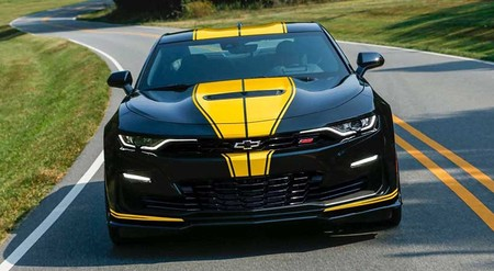 Hertz Pone A La Venta Sus Chevrolet Camaro Hendrick Motorsport A Precio De Ganga 3