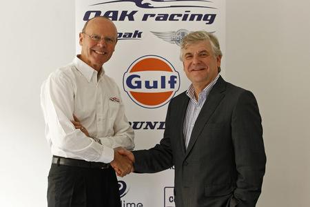 Olivier Quesnel encuentra trabajo en Oak Racing
