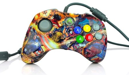 Marvel Vs. Capcom 3 ya tiene su mando para Xbox 360
