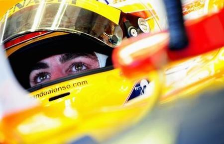 Fernando Alonso se muestra esperanzado de cara a la carrera