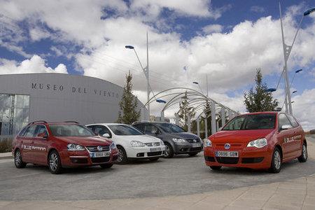 La gama Bluemotion de Volkswagen sigue creciendo