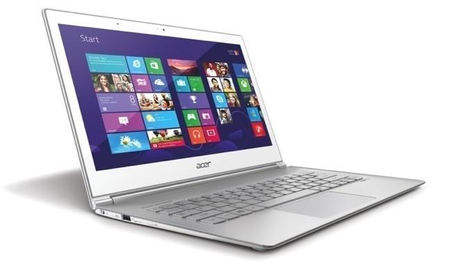 Acer Aspire S3 y S7