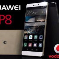 Huawei P8 con hasta 110 euros de descuento en Vodafone y comparativa con Yoigo