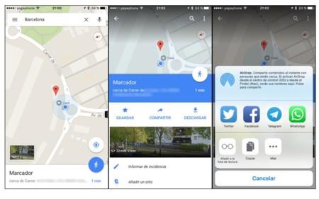 17 trucos de Google Maps