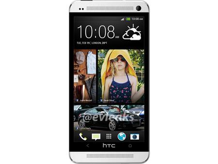HTC M7 se deja ver en su primera imagen oficial