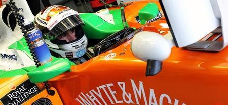 Publicación alemana asegura que Adrian Sutil ya es el segundo piloto de Force India