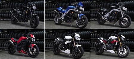 Triumph Speed Triple 1200 Rs 2021 Bloodline