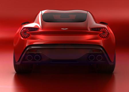 Aston Martin Vanquish Zagato Concept 2016 1280 08