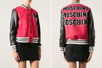 Moschino Varsity