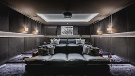 Villa Herradura Cine Bar 1