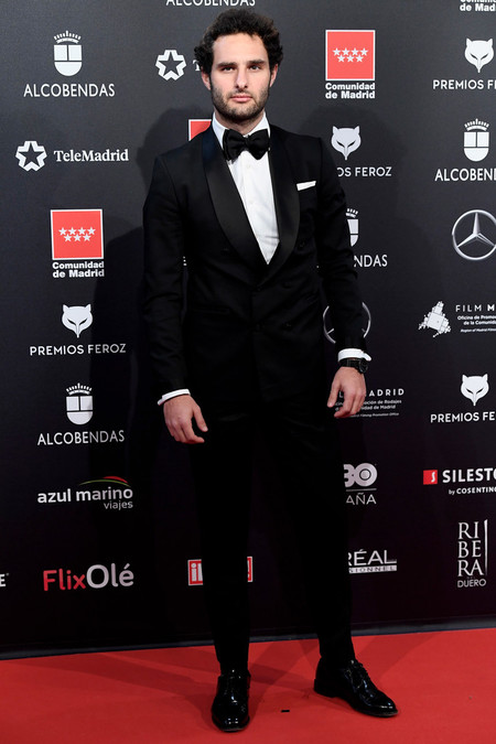 Edu Rosa Red Carpet Feroz Awards 2020