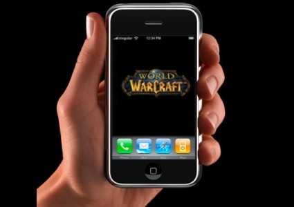 Rumor: ¿WoW para el iPhone?