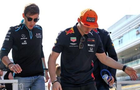 Mercedes teme que Red Bull le quite a George Russell mientras Valtteri Bottas podría acabar en Alfa Romeo