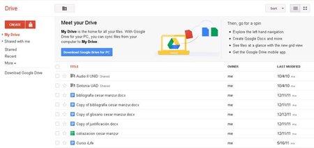 Google actualiza Google Docs