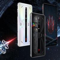 Nuevo Nubia RedMagic 6S Pro: el teléfono Android más potente hasta la fecha tiene un refresco táctil de 720Hz
