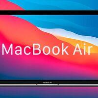 Nuevo precio mínimo en Amazon para el MacBook Air con procesador M1: con una rebaja de 93 euros se que en sólo 1.036 euros