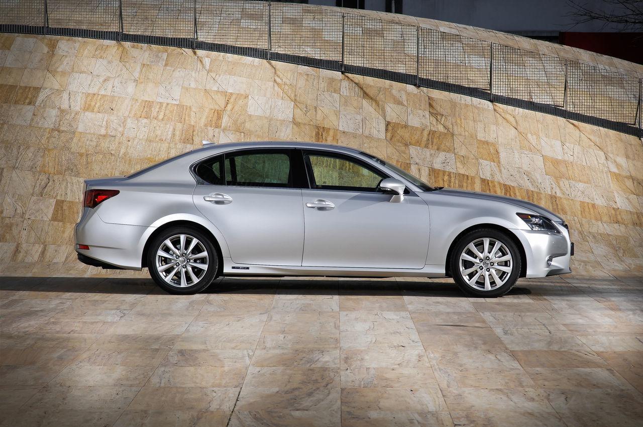 Foto de Lexus GS 450h (2012) (10/62)