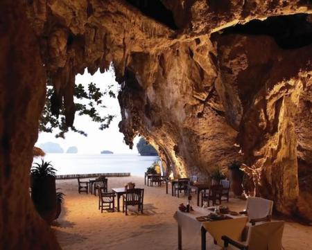 El paraíso terrenal existe, se encuentra en Krabi y se llama The Grotto