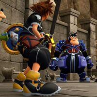 Cómo conseguir el Arma Artema en Kingdom Hearts III