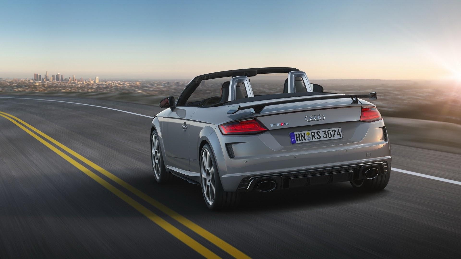 Foto de Audi TT RS 2020 (43/53)