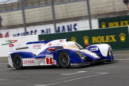 24 horas de Le Mans 2012: Para llegar primero, primero hay que llegar