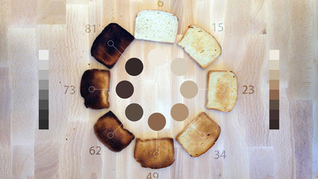 Conceptos innovadores para el hogar inteligente: Hue, una tostadora que deja el pan justo como lo queremos