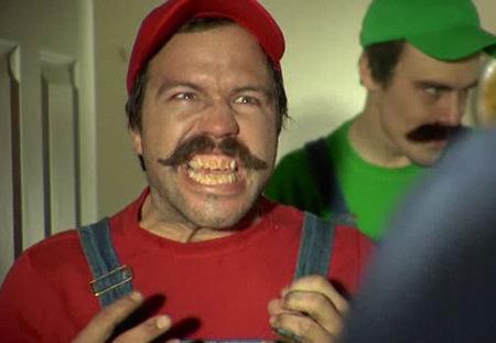 Si Mario y Luigi fuesen reales... darían mucho mucho miedo