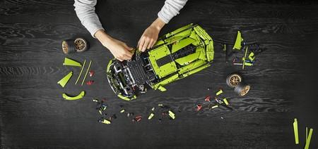 Lamborghini Sian Lego Technic 2020 009