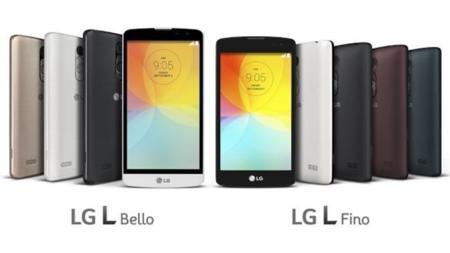 LG también tiene alternativas económicas al G3. Te descubrimos los L Bello y Fino