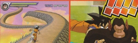 'Dragon Ball Z: Infinite World', un nuevo título de Goku para la PS2 (actualizado con una nueva galería de imágenes)