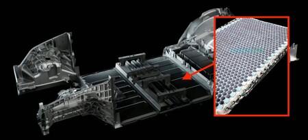 Tesla Structural Battery Pack