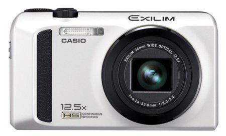 Casio Exilim EX-ZR100 presume de velocidad