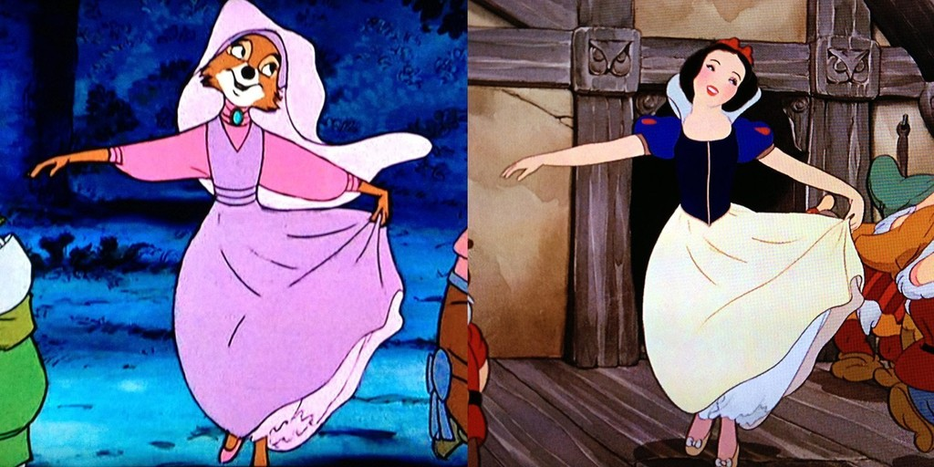When Disney would be copied to itself: the truth behind those scenes based on their classic animated