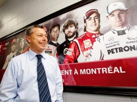 """Francois Dumontier: """"Con los V8 era imposible conversar cuando los coches estaban en pista"""""""