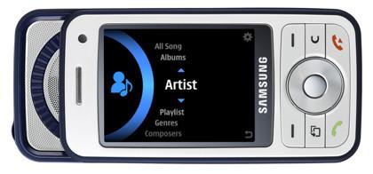 Samsung SGH-i450, doble slider