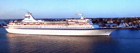 El crucero Song of Norway retenido en el puerto de Nueva York